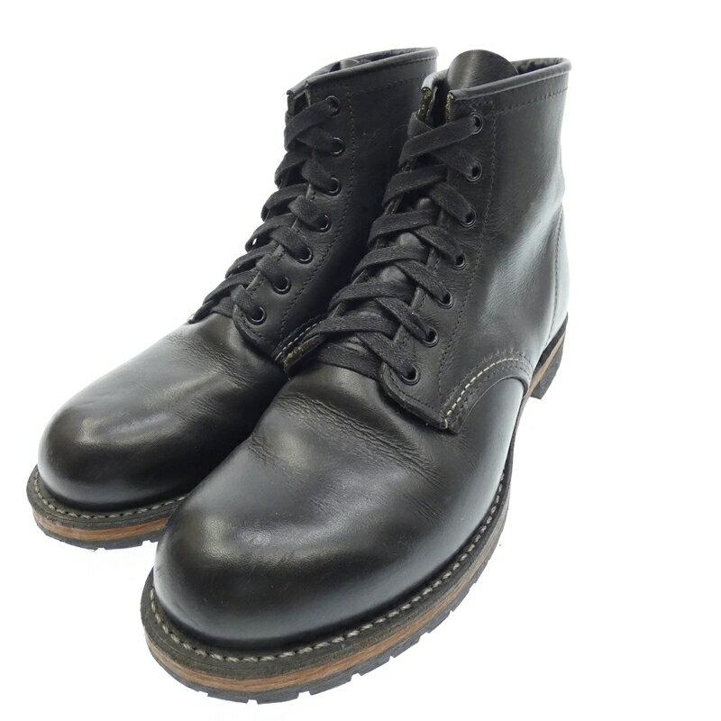 【中古】RED WING/レッドウイング 9014 BECK MAN ベックマン ブーツ サイズ:25.5cm カラー:ブラック【f127】画像
