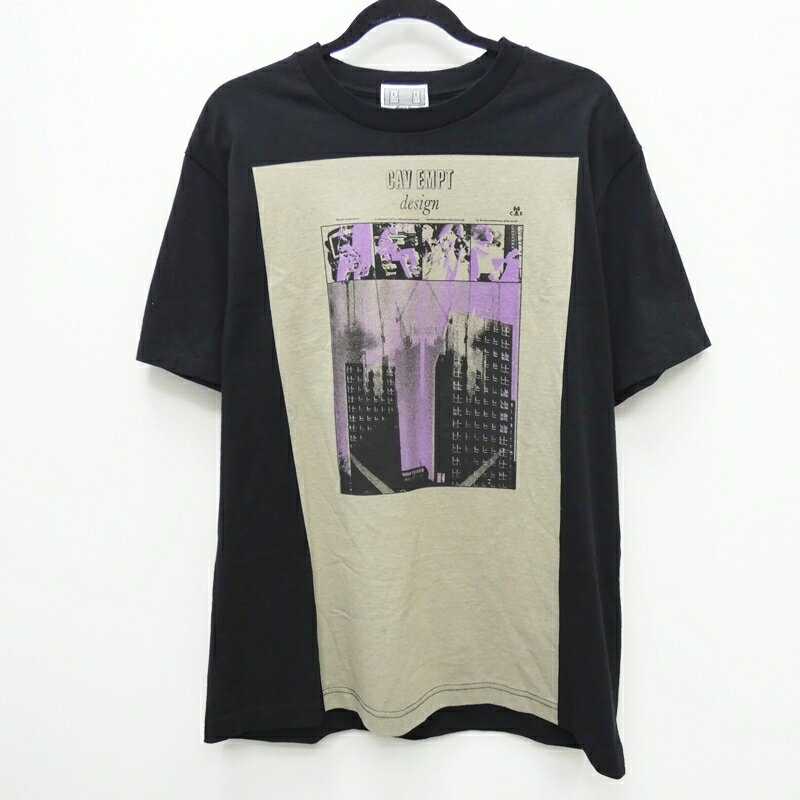トップス, Tシャツ・カットソー C.E CAVEMPT CAV EMPT DESIGN TEE T L f103