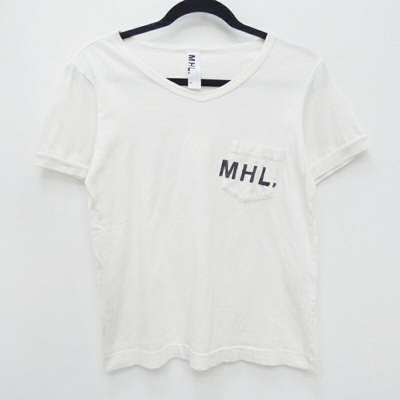 トップス, Tシャツ・カットソー MHL T T 2 f110