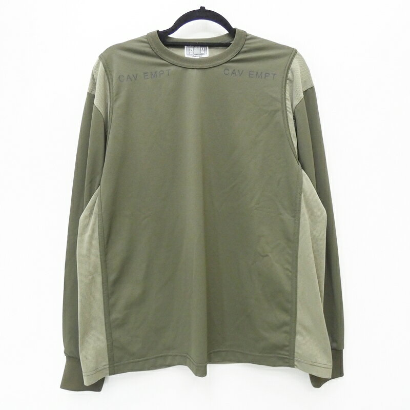 トップス, Tシャツ・カットソー C.E CAVEMPT 19AW BLOCK FLEECE CREW NECK M f103