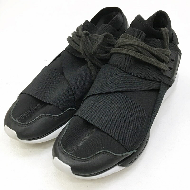 メンズ靴, スニーカー adidas AQ5499 Y-3 QASA HIGH 27.5 f126