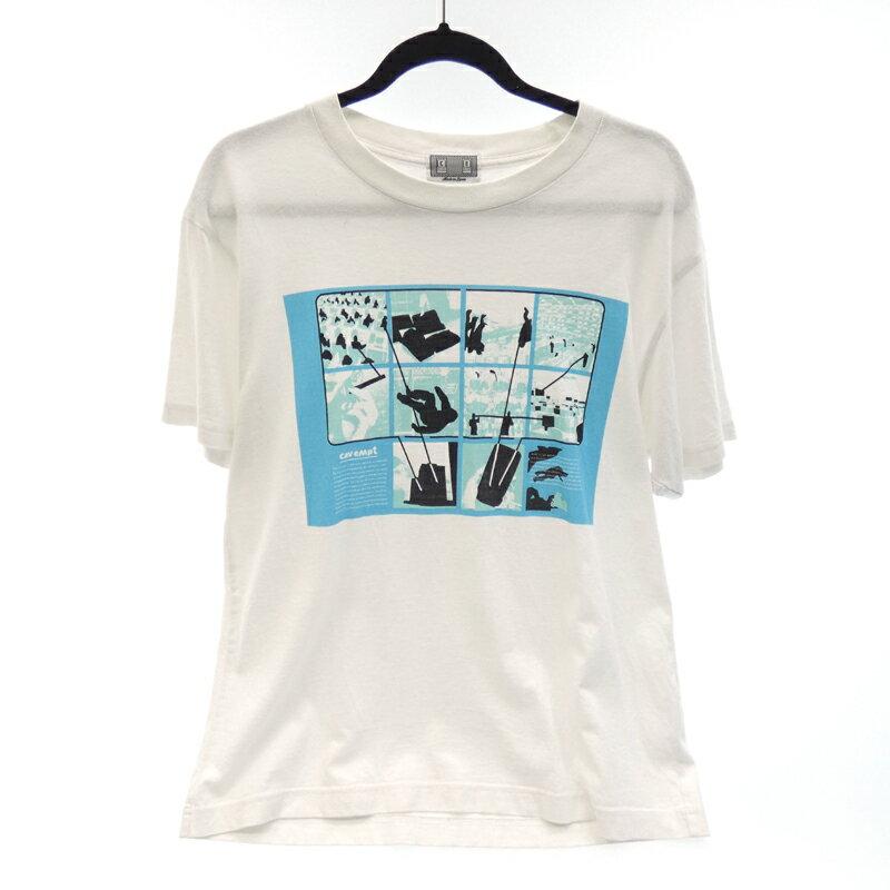 トップス, Tシャツ・カットソー C.E CAVEMPT T M f103