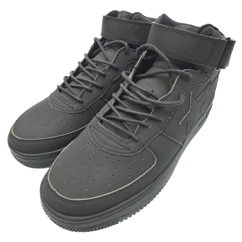 メンズ靴, スニーカー BAPE STA! 26.5cm(US8.5) f126
