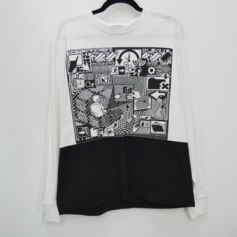 トップス, Tシャツ・カットソー C.E CAVEMPT T L f103