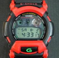 【CASIO/カシオ】【G-SHOCK/Gショック/ジーショック】<海外モデル>ネグザクスDW-002R-4VT【M
