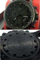 【】LUMINOX/ルミノックス1880シリーズ腕時計カラー:ブラック(革ベルト)