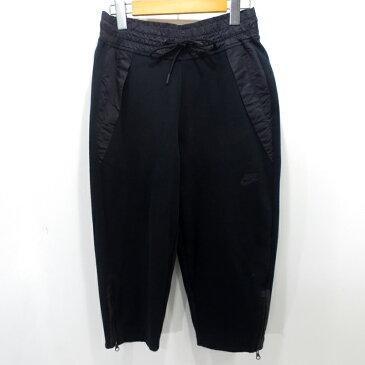 【中古】NIKE/ナイキ テックフリースパンツ 831712-010 サイズ:S カラー:ブラック【f107】