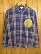 【中古】visvim/ビズビム/ヴィズヴィム ボタンダウン チェックシャツ サイズ:L カラー:- / ドメス