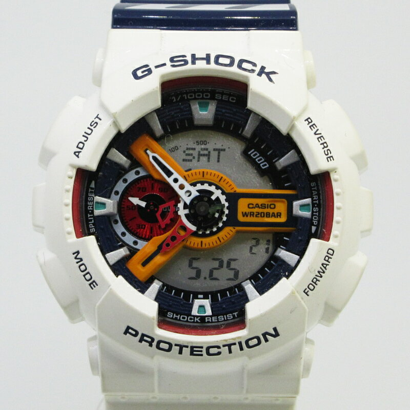 腕時計, メンズ腕時計 CASIO G-SHOCK EVANGELION GA-110PS-7AJR - f131