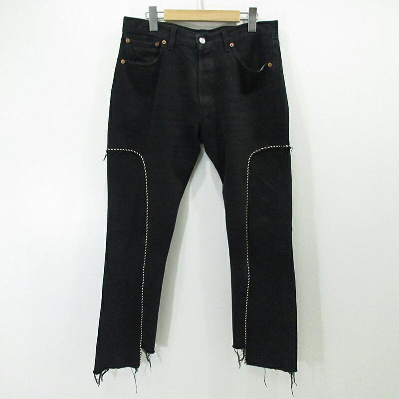 メンズファッション, ズボン・パンツ OLD PARK WESTERN JEANS Levis Mf107