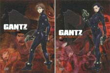 【送料無料】GANTZ/ガンツ BOX1&2セット【中古】【アニメDVD】【smtb-TK】