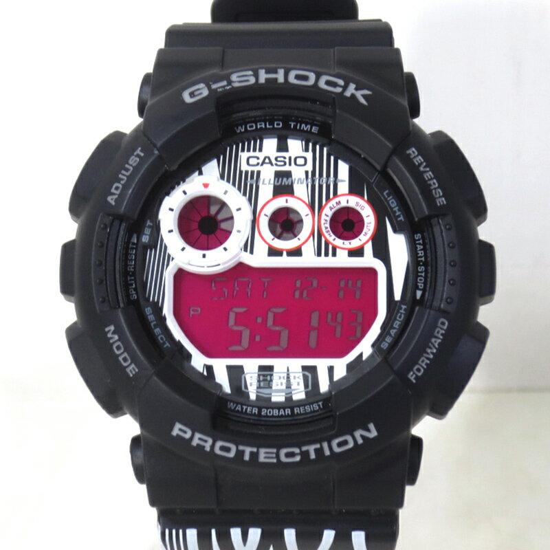 腕時計, 男女兼用腕時計 CASIOMAROK GD-120LM-1AJR G-SHOCK G - f131