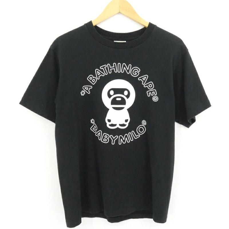 トップス, Tシャツ・カットソー A BATHING APE BABY MILO TEE T Mf111