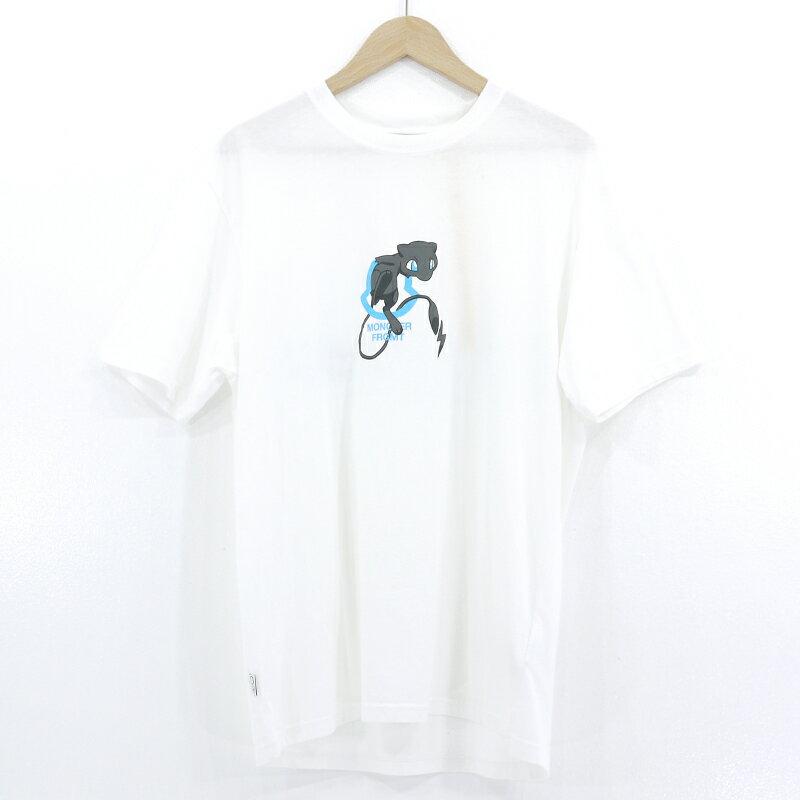トップス, Tシャツ・カットソー MONCLERFRAGMENT MAGLIA T-SHIRT T F209U8C70310 8392B Sf108