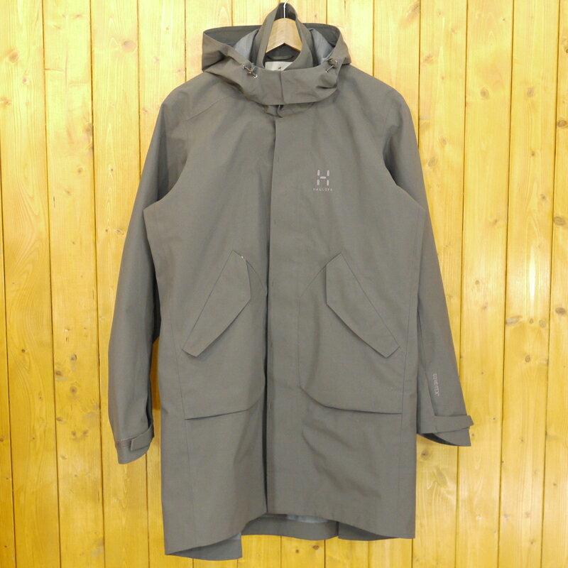 メンズファッション, コート・ジャケット HAGLOFS ORNAS PARKA MEN M f092