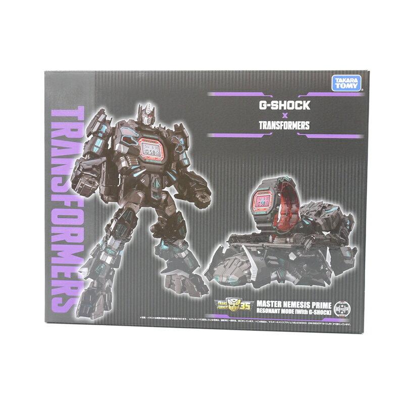Transformers mod G-SHOCKTRANSFORMERSG MASTER NEM...