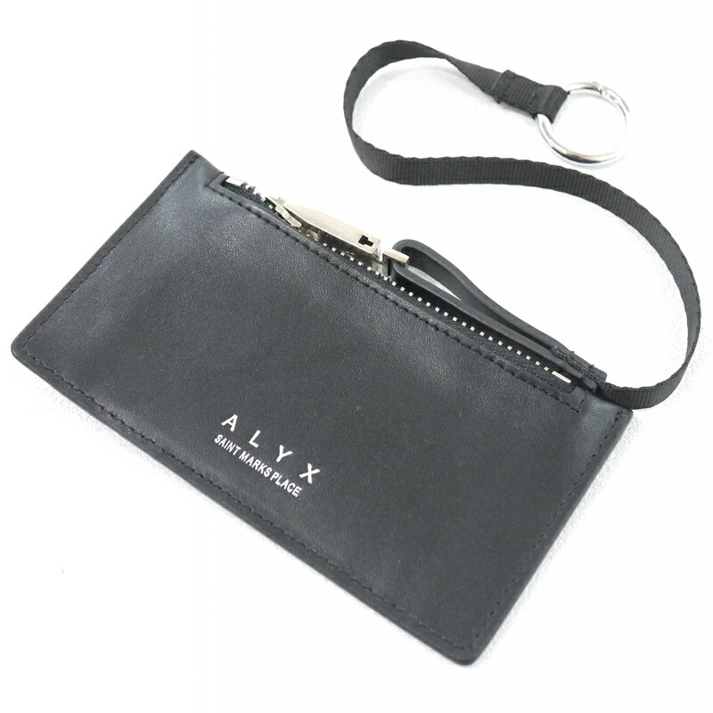 財布・ケース, メンズコインケース ALYX DANI ZIP WALLET W LANYARD f124