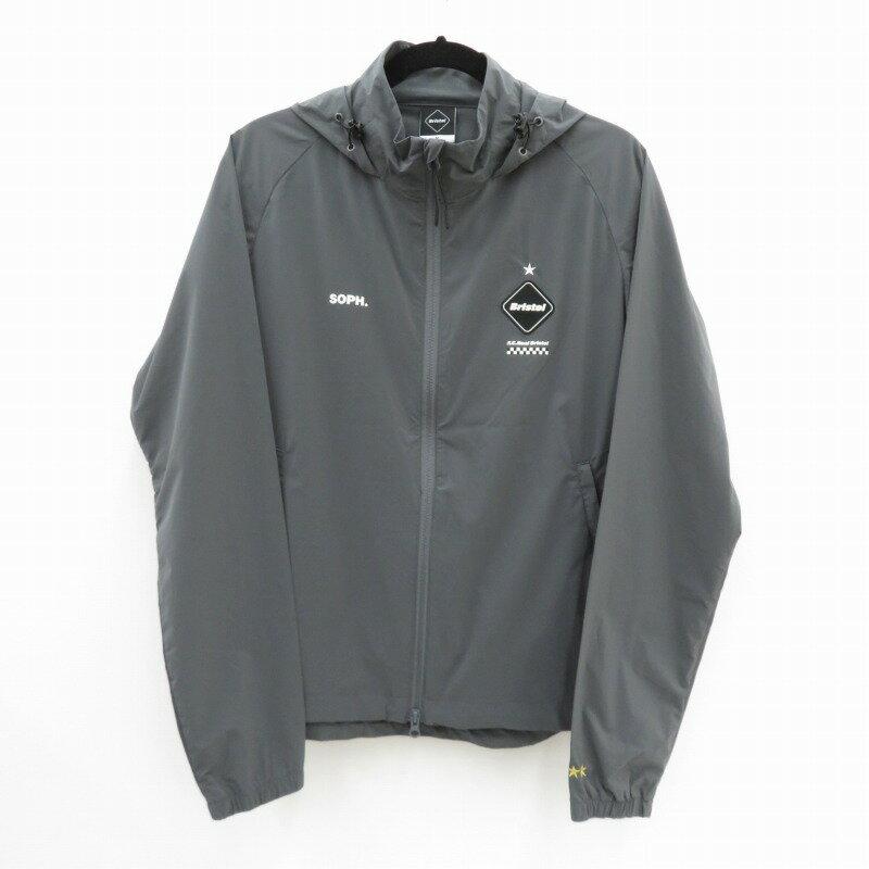 メンズファッション, コート・ジャケット F.C.R.B.F.C.Real Bristol 19SSSTRETCH LIGHT WEIGHT HOOD BLOUSONFCRB-190037 M f095