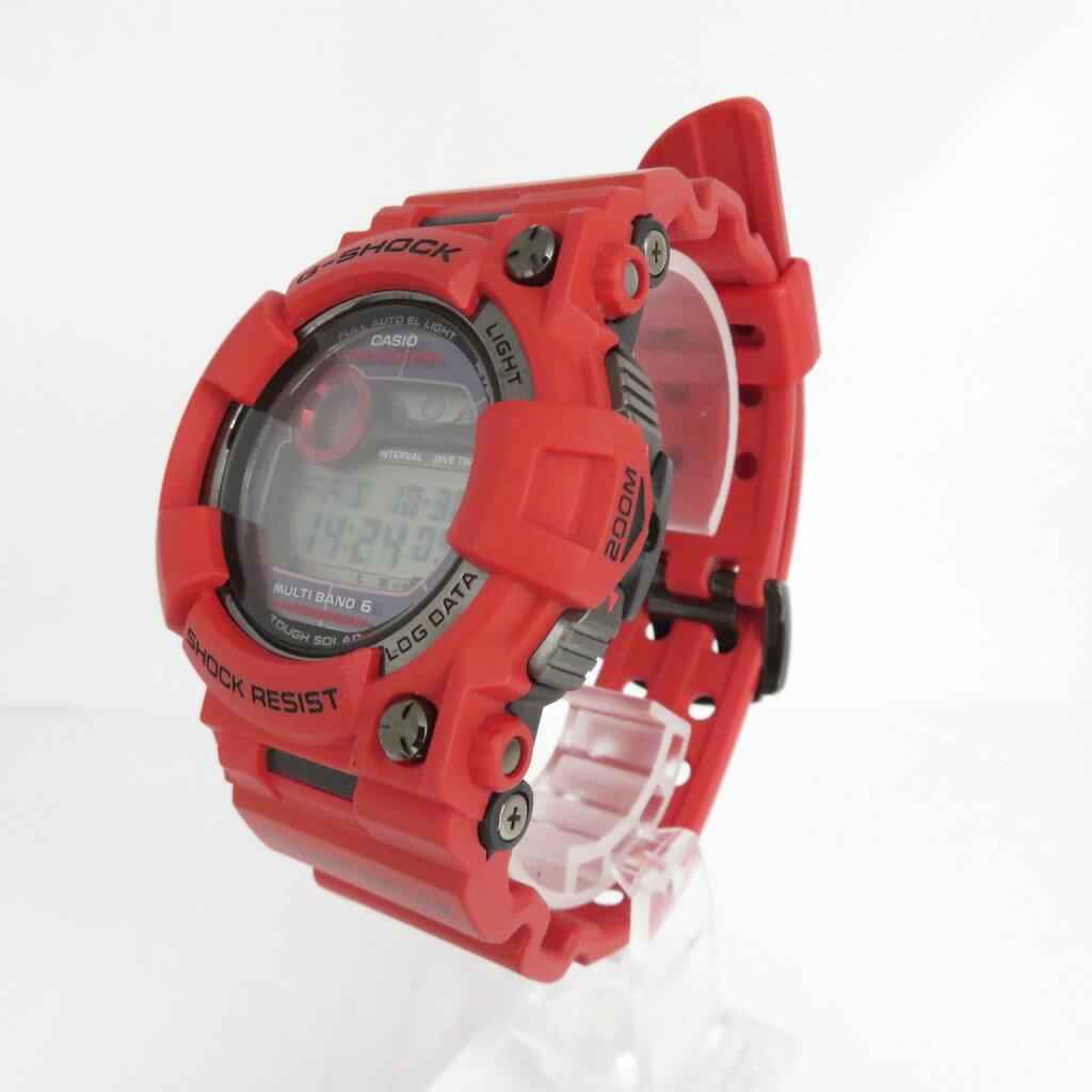 腕時計, メンズ腕時計 CASIO G-SHOCK FROGMAN GWF-1000RD-4JF ()f131