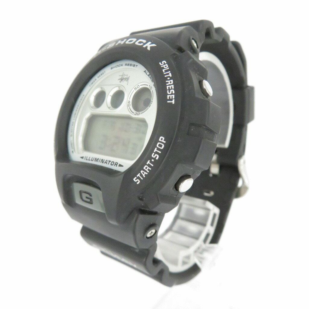 腕時計, メンズ腕時計 CASIO G-SHOCKSTUSSY 1st DW-6900SS-1EV f131