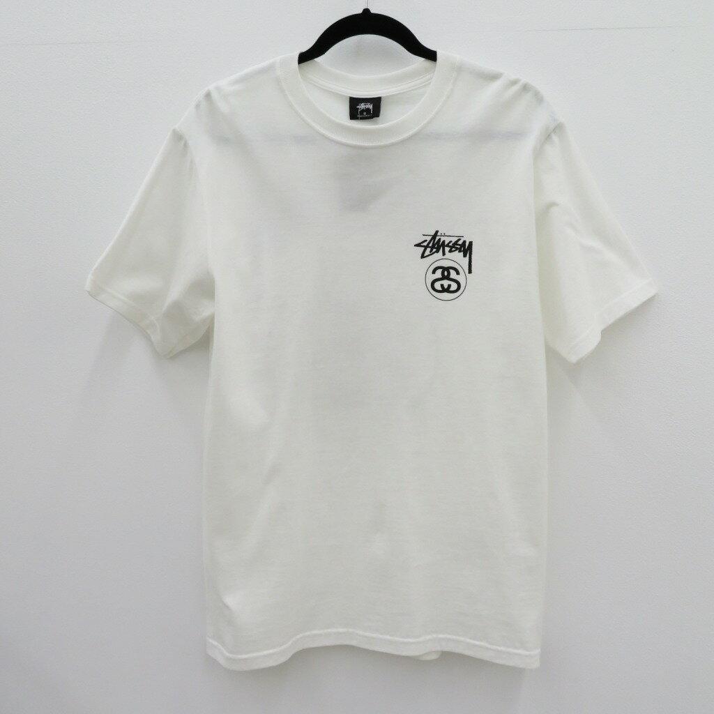 トップス, Tシャツ・カットソー STUSSY STOCK LINK TEE T M f103