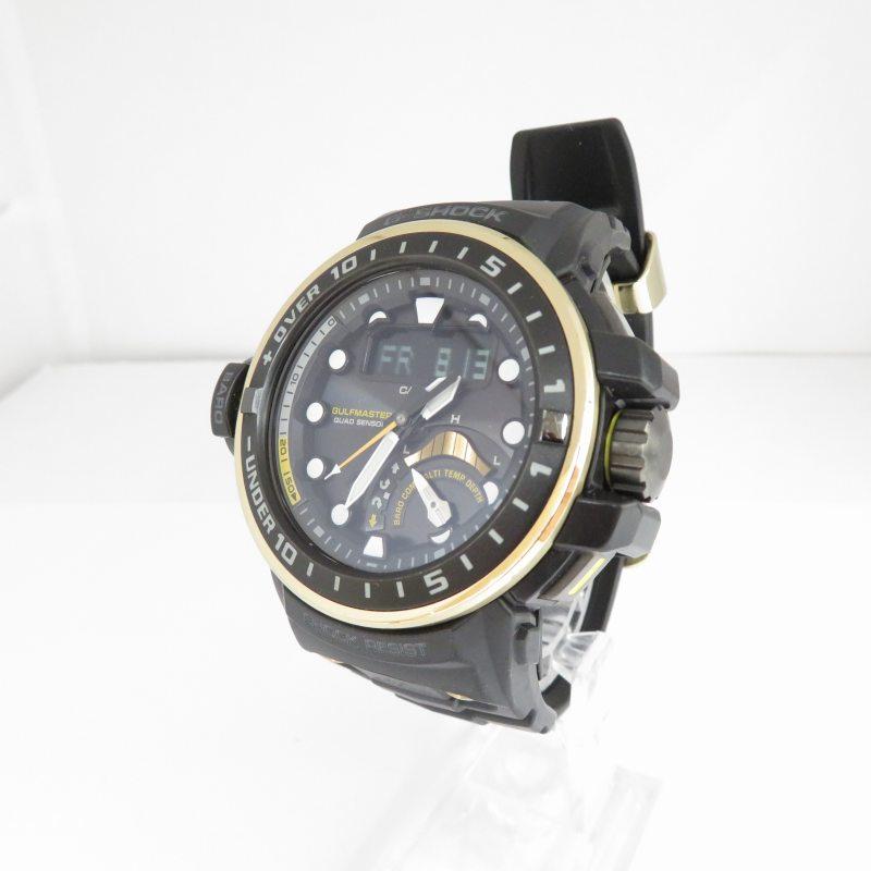 腕時計, メンズ腕時計 CASIO G-SHOCK GULFMASTER GWN-Q1000GB-1AJF f131