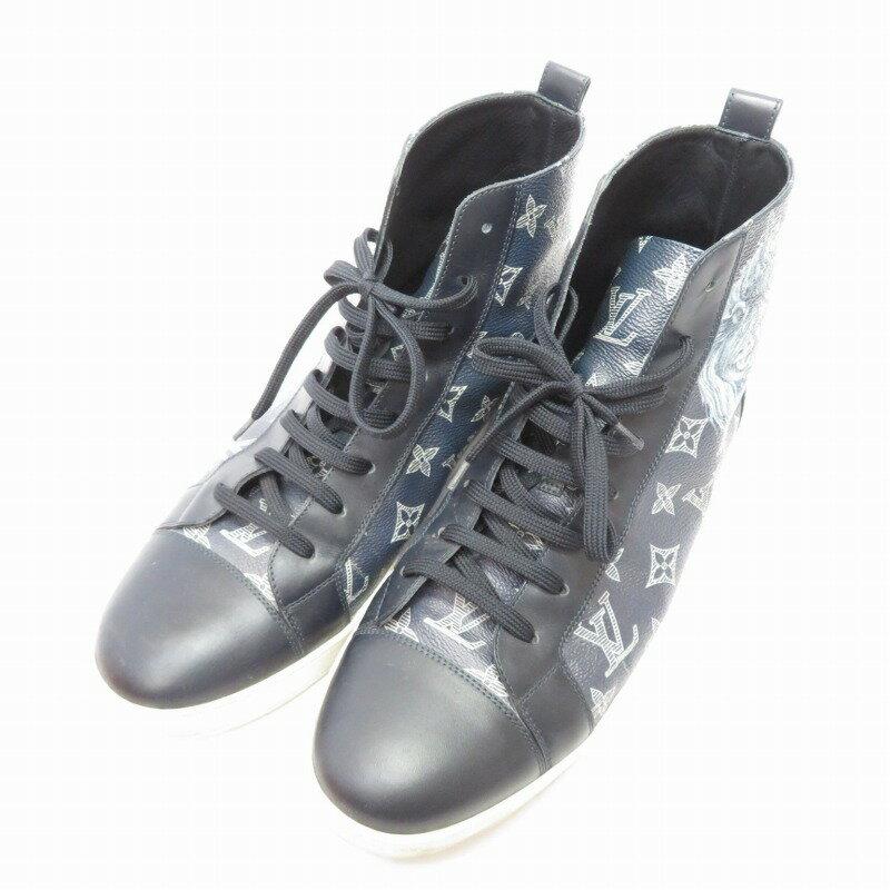 メンズ靴, スニーカー Louis Vuitton 1A2R6 9(27.5cm) f135