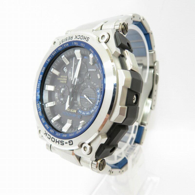 腕時計, メンズ腕時計 CASIO G-SHOCK MT-G GPS MTG-G1000D-1A2JF ()()f131