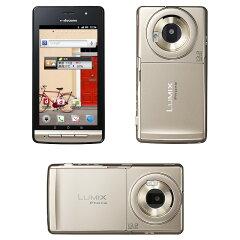 【送料無料】【美品】【docomo/ドコモ】Panasonic/パナソニックスマートフォンLUMIX Phone P-02...