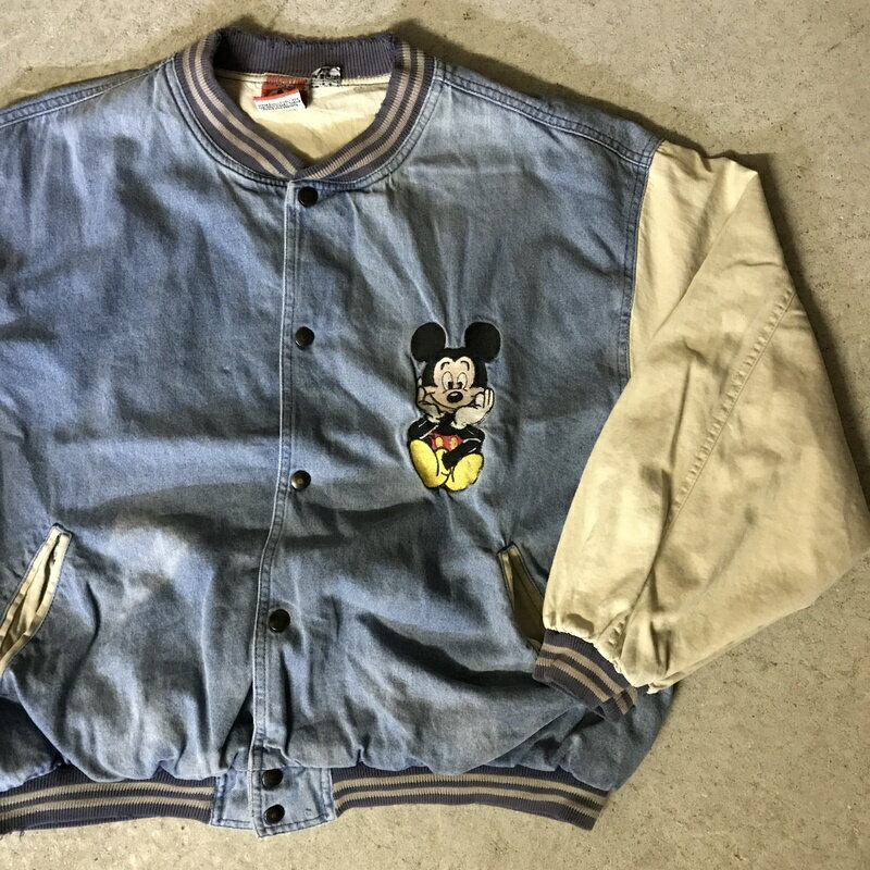 メンズファッション, コート・ジャケット 90 MICKEY INC WALT DISNEY