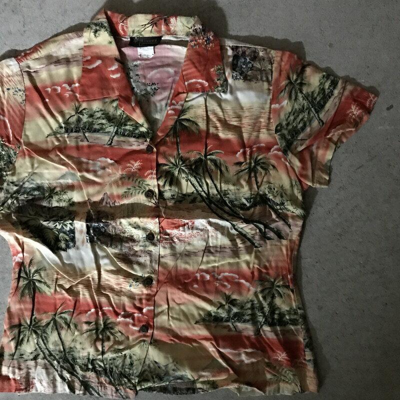 トップス, カジュアルシャツ 60 Puanani byRJC RN 36708