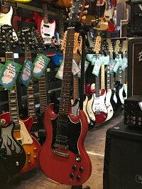 ★送料無料★Gibson【SGSpecial】WornNatural【中古/エレキギター/Gibson/SG】岡山店【smtb-u】