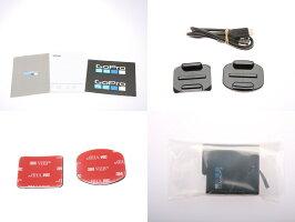 Gopro/ゴープロGoProHERO6BLACKウェアブルカメラCHDHX-601-FW(4k/60fps)交換未使用品