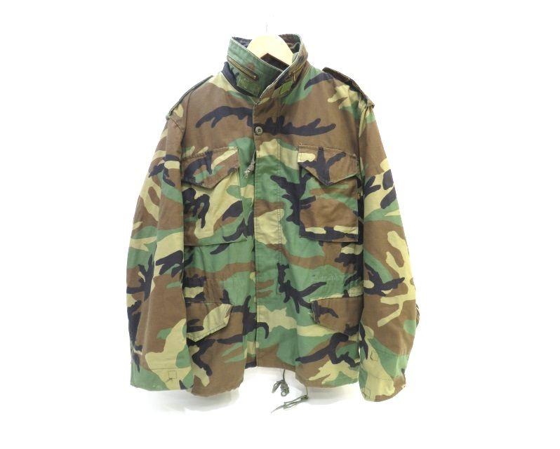 メンズファッション, コート・ジャケット  US ARMY M-65 S-REGLAR