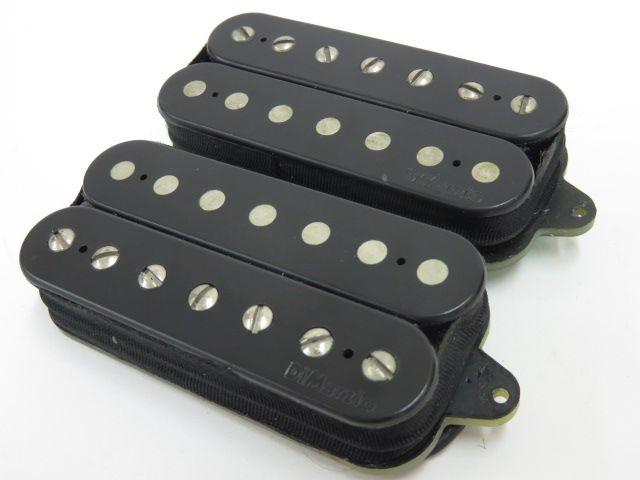 ギター用アクセサリー・パーツ, ピックアップ DimarzioDP759BKIH759BK Set7