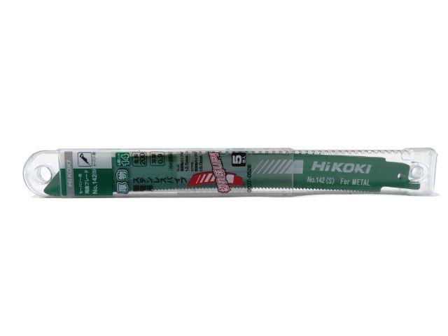 切断工具用アクセサリー, レシプロソーブレード HiKOKI () No.142 S 5 0037-0526