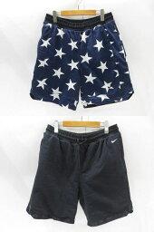 NIKE LAB Star Mesh Reversible Shorts ナイキ ショートパンツ ハーフパンツ リバーシブル スター ショーツ AV8272-451 M ※中古