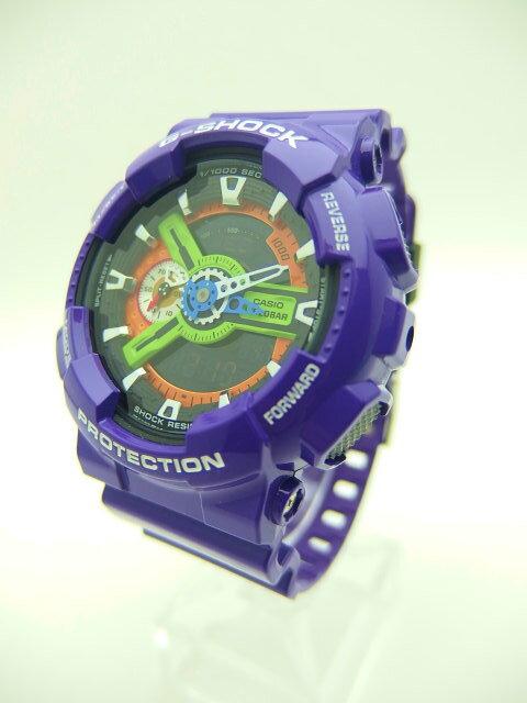 腕時計, メンズ腕時計 CASIOG-SHOCKGA-110EV-6AJR