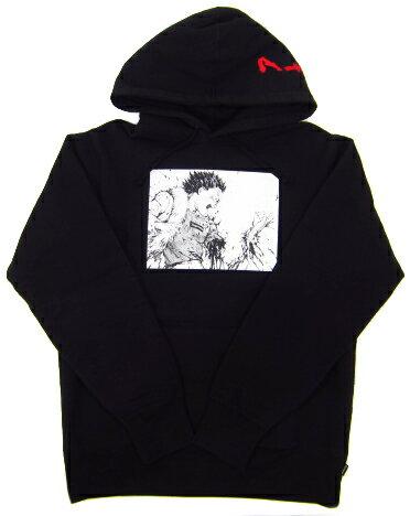 トップス, パーカー SupremeAKIRA17AW AKIRA Arm HoodedSweat Shirt Black S