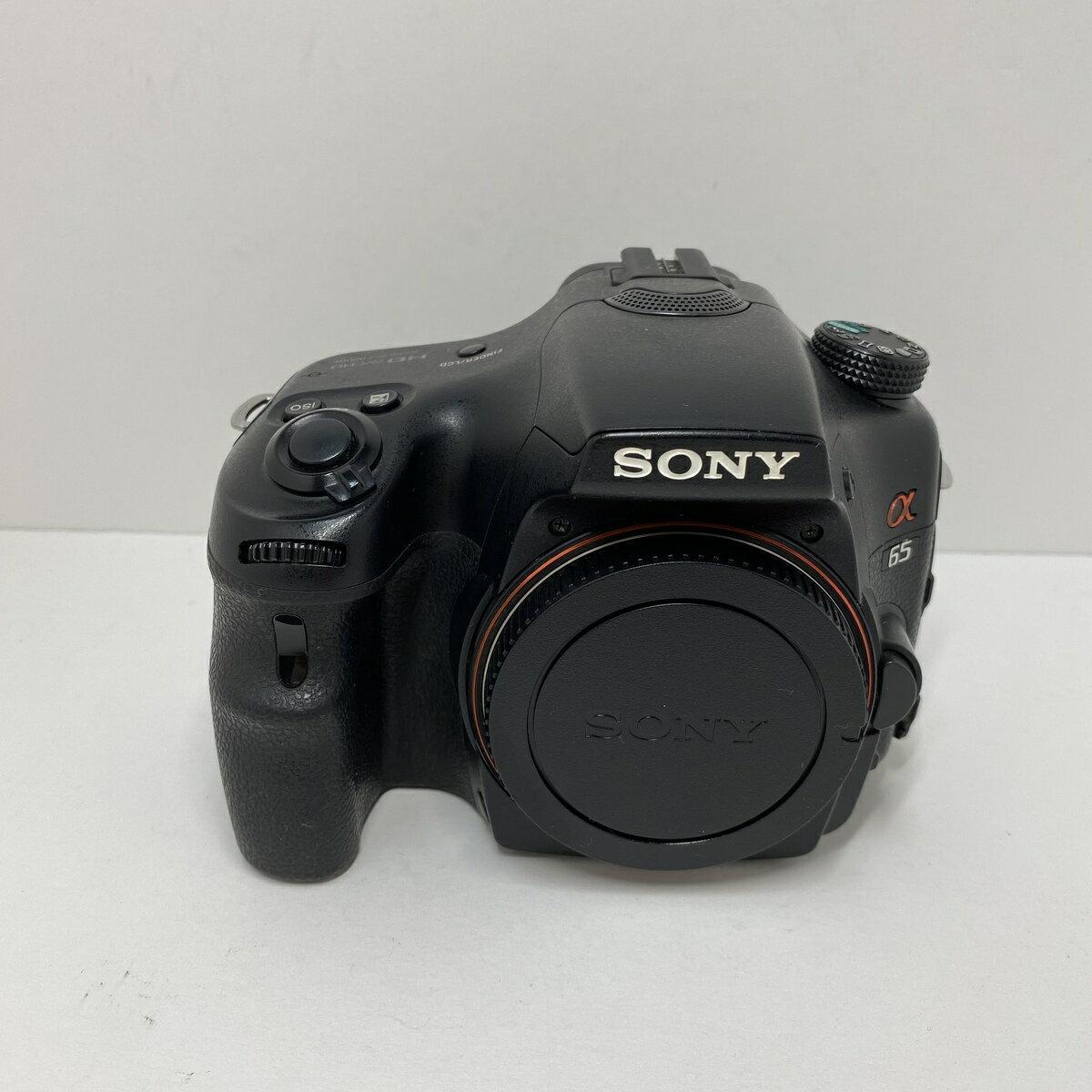 デジタルカメラ, デジタル一眼レフカメラ SONY 65SLT-A65V
