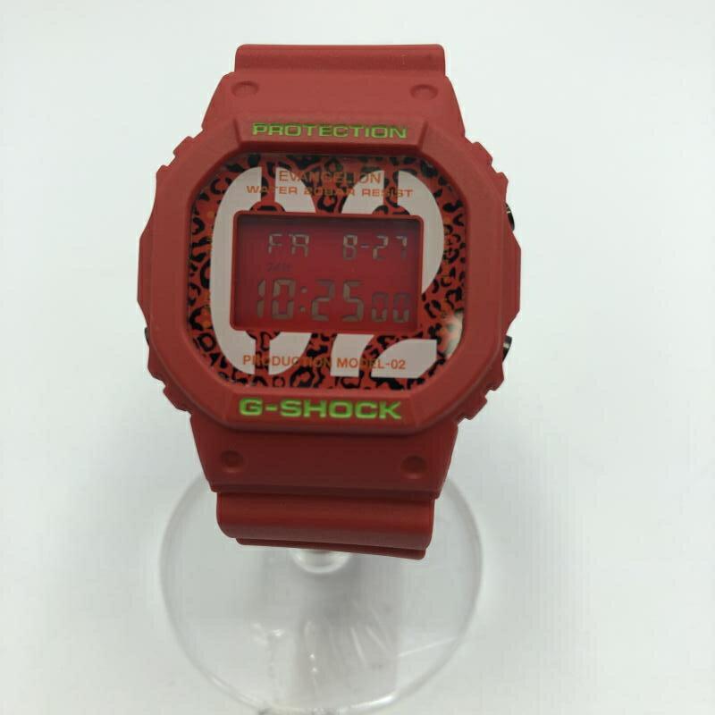 レディースファッション, その他 G-SHOCK DW-5600VT EVA-02 17