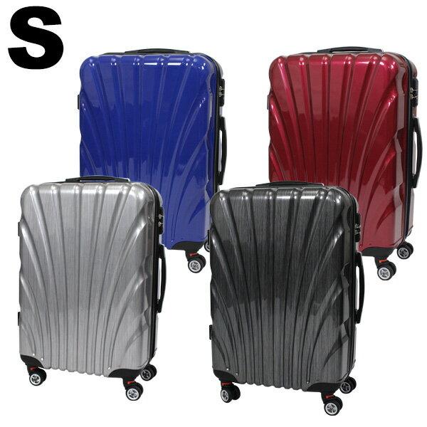 スーツケースキャリーバッグキャリーケース機内持ち込みSサイズ35L機内持込みTSAロック付4輪ダブルキャスター超軽量小型S1〜3
