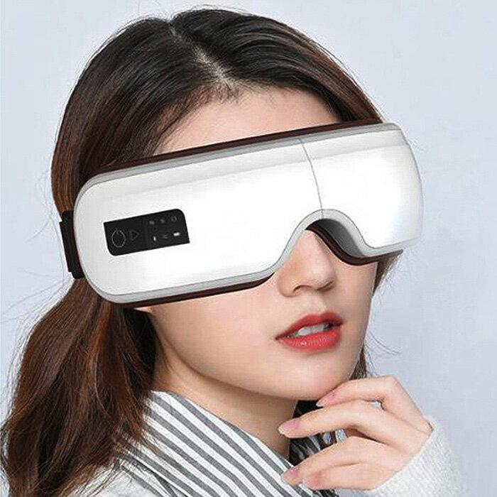 美顔器・スチーマー, アイマッサージャー  USB Bluetooth EM1901-W