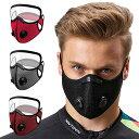 スポーツマスク 5層フィルター ...