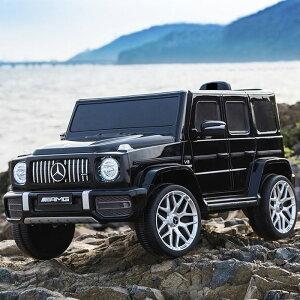 メルセデスベンツ正規ライセンス電動乗用カーMercedess-BenzゲレンデG63プロポ付きSUV乗用玩具子供用送料無料###乗用カーS306-###