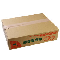 【送料無料】【農家より直送!】奈良西吉野産わけありたねなし柿3.5kg(15〜20個入り)【サイズM〜2L】