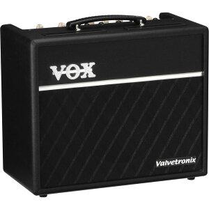 本物の真空管12AX7を搭載!!【即日発送O.K】VOX ギターアンプ Valvetronix VT20+【送料無料】【s...