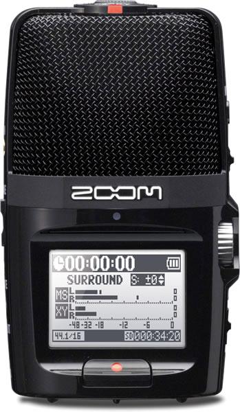 DAW・DTM・レコーダー, ポータブルレコーダー・フィールドレコーダー ZOOM H2n RCPzn