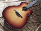 【即日発送O.K】LAGGUITARST100ACE-BRSエレクトリック・アコースティックギター【smtp-ms】【RCP】【zn】