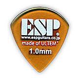アクセサリー・パーツ, ピック 5ESP PJ-PSU10 Orange JAZZ ULTEM Pick 1.0mmsmtb-msRCPzn